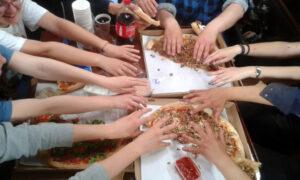 Przerwa na pizze :)