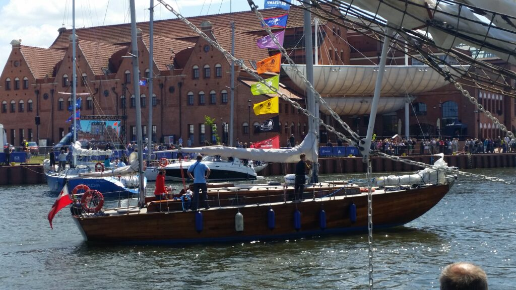 Baltic Sail 2018
