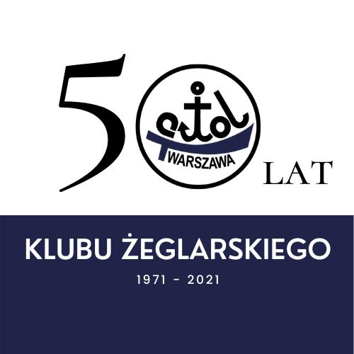 50 lat klubu żeglarskiego